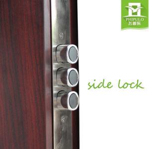2017 New Iron Door Price India Chinese Steel Door pictures & photos