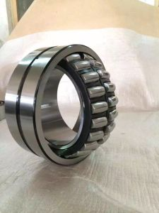 Superior Quality Spherical Roller Bearing 22228 Steel Cage pictures & photos
