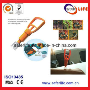 2018 New Product Remove Venom Extraction Pump Bite and Sting Venom Extractor Kit First Aid pictures & photos
