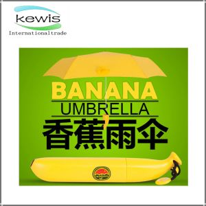 New Design Style Fashion Banana Shape Golf Umbrella pictures & photos