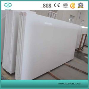 Pure White Quartz Slab/Artificial White Quartz for Countertop/Vanitytop/Slab/Tile pictures & photos
