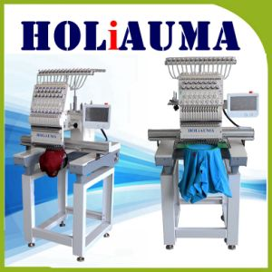 Cheap Price Tajima Type 1 Head Embroidery Machine for Cap Flat T-Shirt Shoes Embroidery China Industrial Sewing Machine Brother Software Sale One Head Double pictures & photos