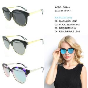 Fashion Sunglasses Designer Handmade Women Sunglasses with Polarized Lens pictures & photos