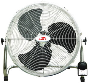 "18"" High Velocity Floor Fan with Ball Bearing Motor/SAA Approval pictures & photos"