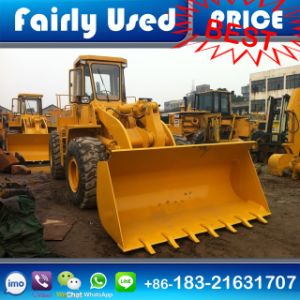 Second Hand Cat 966e Loader of Used Cat Loader 966e pictures & photos