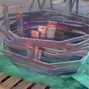 Titanium Clad Copper Welded Assembly Rod for Continuous Coating Lines pictures & photos