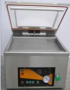Pneumatic Vacuum Chamber Sealer, Table Top Vauum Packer pictures & photos
