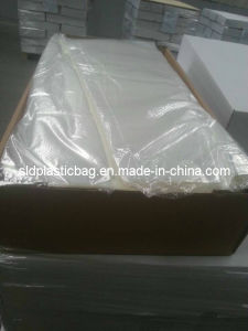 Transparent CPP Perforated Flower Sleeves pictures & photos