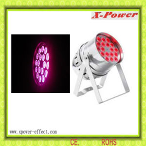 High Power 200W 18*3W 3/4 In1 LED PAR Light (PL-42)