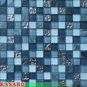 Tilingbathroom Wall on Decorative Wall Mosaic Designs  Modern Bathroom Mosaic Tile  Ksl