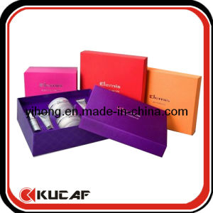 Customized Printed Cosmetic Paper Gift Box for Packaging pictures & photos