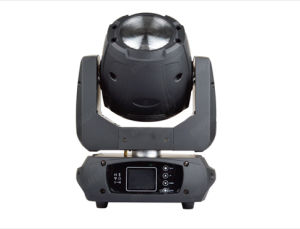 Moving Head Light Fixture Disco Lights 60W LED Beam with Gobo pictures & photos