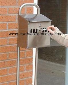 Cigarette Bins Smoking Shelters (SB-111)