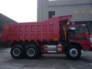 HOWO 70t Mining Tipper (ZZ5707S3840)