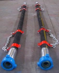 "ID 4""10000psi Drilling Rubber Hose pictures & photos"