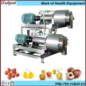 Double Way Fruit and Vegetable Pulper (DJ) pictures & photos