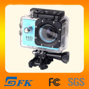 1.5 Inch Ltps Full HD Action Cam on a Motorcycle Helmet Camera (SJ4000)