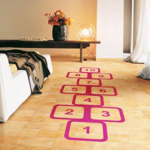 Custom Printing Waterproof Kids Room Decoration Floor Decals pictures & photos