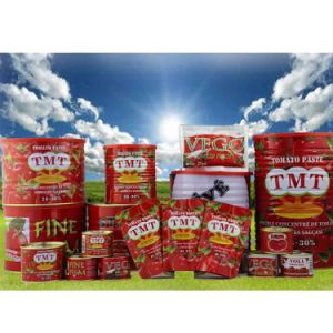 Tomato Paste for Dubai 70g pictures & photos