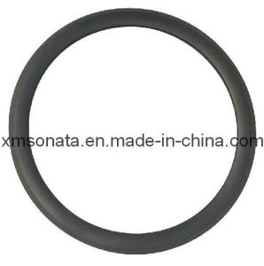 Carbon Fiber Bicycle Parts 50mm Clincher Rim 3k Ud Matte