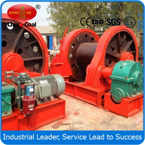 Jz-10/800 Explosion Proof Shaft Sinking Winch 100kn for Coal Mining pictures & photos