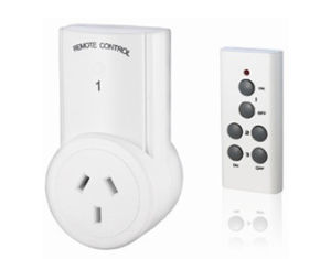 Australia Remote Control Sockets, Australian Wireless Remote Control Socket pictures & photos