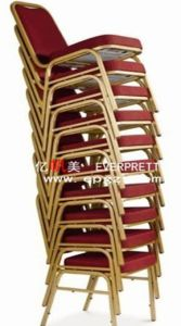 Cheap Stacking Aluminum Restaurant Chair for Sale pictures & photos