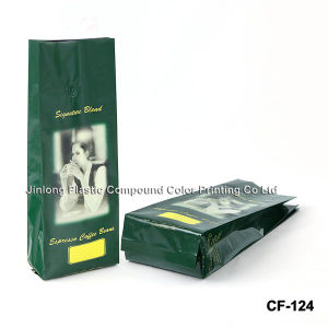 Aluminium Foil Coffee Bag with Side Gusset pictures & photos