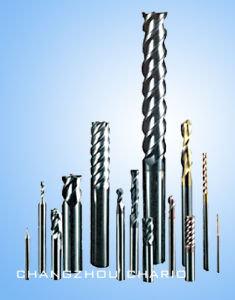 Carbide Square End Mill