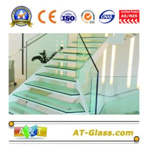 3~19mm Tempered Glass Used for Bathroom/Door/Window/Furniture/Building etc pictures & photos