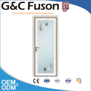 Aluminum Exterior Casement Door with Morden Style pictures & photos