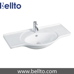Cabinet Basin Sanitary Ware for Vanity Top (91105B) pictures & photos