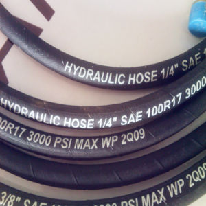 Hydraulic Hose SAE 100 R17 pictures & photos
