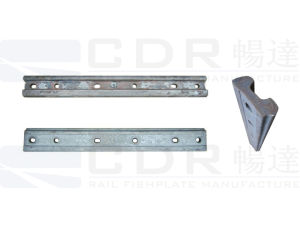 Fishplate for Railway (P75KG)