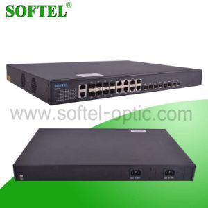 Gepon 8 Pon Ports Olt for FTTH Network pictures & photos
