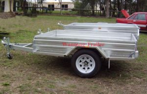 Box Trailer (WT-B8x5)