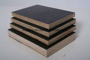 18mm Ffp/Film Faced Plywood/Construction Plywood pictures & photos