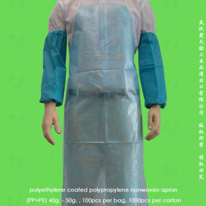 Disposable Waterproof/Plastic/Polyethylene/Poly/HDPE/LDPE/PVC/PE Apron