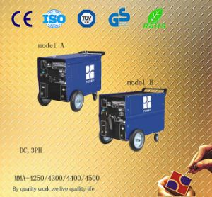 DC Arc Welding Machine (MMA-4250/4300/4400/4500) pictures & photos