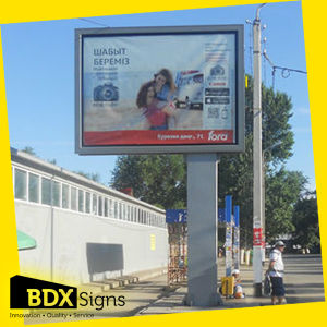 Outdoor Scrolling Advertising Billboard (Item 92) pictures & photos