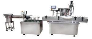 Perfume Spray Filling Production Line pictures & photos