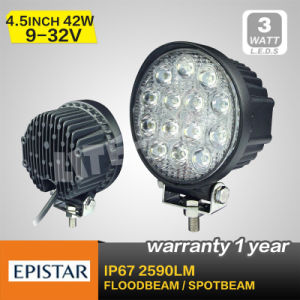 42W LED off Road Work Light (WL 042R)
