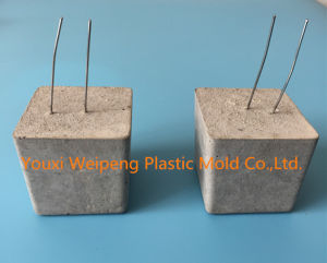 50*50*50mm Concrete Mould (PDK5025-YL) for Producing Reinforced Cushion Block/ Square Spacers pictures & photos