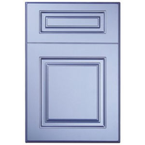 PVC Kitchen Cabinet Door (HLPVC-19) pictures & photos