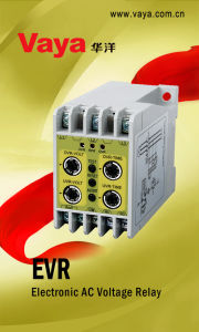Evr Electronic AC Voltage Relay