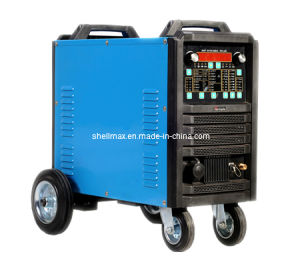 Pulse TIG Welding Machine, Multi-Process MMA/TIG/Pulse TIG/Spot TIG315/350/400/500/630A Welding Machine pictures & photos