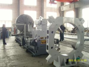 CNC Lathe Machine with Turning Diameter 2000mm (CK61200) pictures & photos