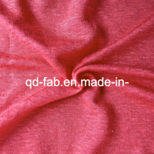 Linen Knitting T-Shirt Jersey (QF13-0275) pictures & photos