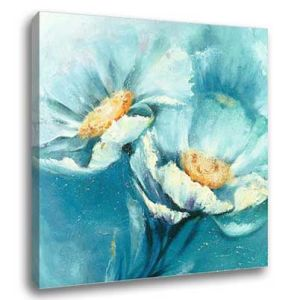Impression Flower Oil Painting (C1358)