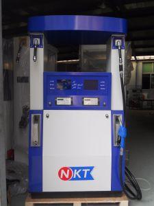 Beautiful Body 2-Pumps&4-Flowmeters&4-Nozzles&4-Displays Fuel Dispenser pictures & photos